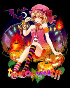 Rating: Safe Score: 25 Tags: flandre_scarlet halloween itsuki0v0 touhou wings User: SciFi