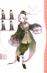 Rating: Safe Score: 13 Tags: atelier atelier_rorona hom kishida_mel lolita_fashion profile_page User: Radioactive