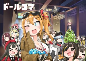 Rating: Safe Score: 15 Tags: bra chibi christmas cleavage eyepatch g11_(girls_frontline) g36_(girls_frontline) g41_(girls_frontline) girls_frontline hk416_(girls_frontline) idw_(girls_frontline) junsuina_fujunbutsu kalina_(girls_frontline) m16a1_(girls_frontline) m4_sopmod_ii_(girls_frontline) m4a1_(girls_frontline) megane open_shirt st_ar-15_(girls_frontline) thighhighs ump45_(girls_frontline) ump9_(girls_frontline) uniform wa2000_(girls_frontline) User: Radioactive