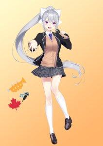 Rating: Safe Score: 28 Tags: higuchi_kaede nijisanji seifuku sweater tagme User: saemonnokami