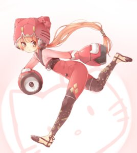 Rating: Safe Score: 12 Tags: headphones hello_kitty nekomura_iroha rojiko vocaloid User: charunetra