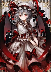 Rating: Safe Score: 40 Tags: abandon_ranka remilia_scarlet touhou wings User: charunetra