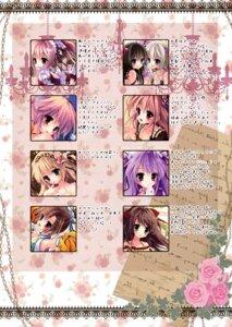 Rating: Questionable Score: 11 Tags: ame_zaiku cleavage index_page lingerie shiramori_yuse uniform User: Hatsukoi