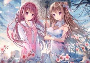 Rating: Questionable Score: 54 Tags: maeda_shiori twinbox twinbox_(circle) twinbox_school User: kiyoe