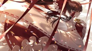 Rating: Safe Score: 39 Tags: hakurei_reimu kisui touhou wallpaper User: Mr_GT