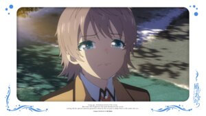 Rating: Safe Score: 8 Tags: isaki_kaname nagi_no_asukara seifuku User: alice4