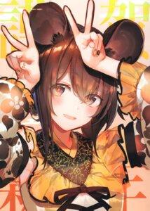 Rating: Safe Score: 38 Tags: animal_ears kouyafu User: BattlequeenYume