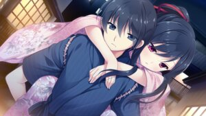 Rating: Safe Score: 43 Tags: applique game_cg odawara_hakone toki_wo_tsumugu_yakusoku yukata User: moonian