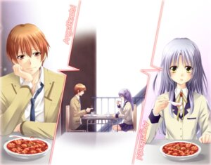 Rating: Safe Score: 6 Tags: angel_beats! nasuko otonashi seifuku tenshi User: Radioactive