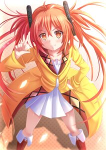 Rating: Safe Score: 51 Tags: aihara_enju black_bullet kazenokaze User: JCorange
