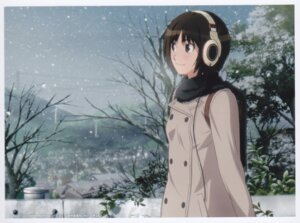 Rating: Safe Score: 32 Tags: amagami headphones tachibana_miya User: ka32456