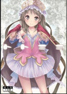 Rating: Questionable Score: 18 Tags: atelier atelier_rorona atelier_totori botsugo dress ryo_(botsugo) screening totooria_helmold User: Anonymous