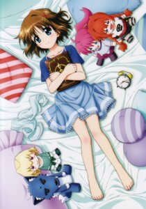 Rating: Safe Score: 39 Tags: feet mahou_shoujo_lyrical_nanoha yagami_hayate User: sjl19981006