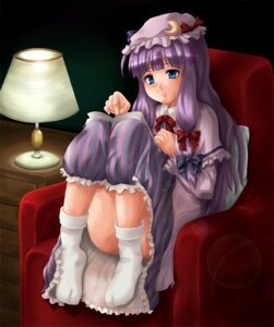 Rating: Safe Score: 5 Tags: mochi.f patchouli_knowledge touhou User: konstargirl