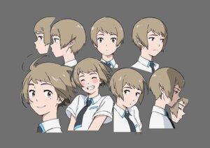 Rating: Safe Score: 7 Tags: ano_hi_no_kokoro_wo_toraete character_design expression michi_(hino) seifuku tagme User: saemonnokami