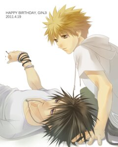Rating: Safe Score: 6 Tags: amano_ginji get_backers male mido_ban papillon10 User: charunetra