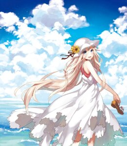 Rating: Safe Score: 41 Tags: dress ia_(vocaloid) summer_dress vocaloid yunco User: DarkRoseofHell