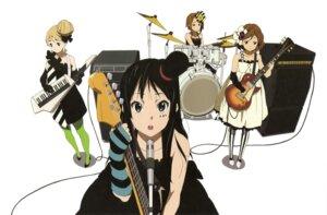Rating: Safe Score: 31 Tags: akiyama_mio guitar hirasawa_yui jpeg_artifacts k-on! kotobuki_tsumugi pantyhose tainaka_ritsu User: Share