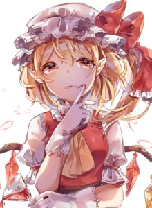 Rating: Safe Score: 16 Tags: flandre_scarlet pointy_ears tagme touhou wings User: BattlequeenYume