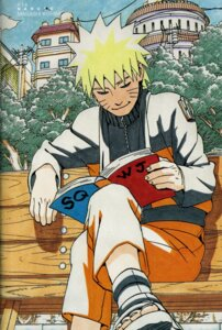 Rating: Safe Score: 10 Tags: kishimoto_masashi male naruto screening uzumaki_naruto User: Brufh