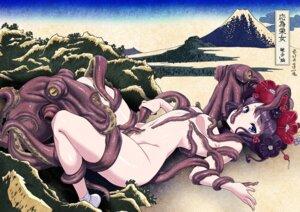 Rating: Explicit Score: 49 Tags: bondage fate/grand_order katsushika_hokusai_(fate/grand_order) naked tagme tentacles User: tbchyu001