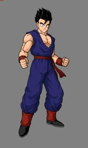Rating: Safe Score: 5 Tags: dragon_ball dragon_ball_z jpeg_artifacts male son_gohan watermark User: Radioactive