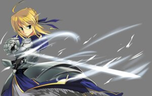 Rating: Safe Score: 16 Tags: fate/stay_night saber transparent_png vector_trace User: pk1029384756