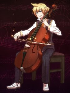 Rating: Safe Score: 12 Tags: catwhathk kagamine_len male vocaloid User: Amperrior