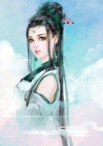 Rating: Safe Score: 15 Tags: asian_clothes gotomoetsuki jianxia_qingyuan_3 User: scathach