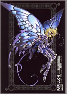 Rating: Safe Score: 6 Tags: future_studio male papillion_myu saint_seiya User: Radioactive