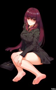 Rating: Safe Score: 20 Tags: fate/grand_order feet ninainaidesss scathach_(fate/grand_order) User: BattlequeenYume