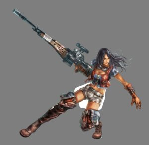 Rating: Safe Score: 6 Tags: cleavage gun nintendo sharla thighhighs transparent_png xenoblade xenoblade_chronicles User: Radioactive