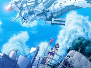 Rating: Safe Score: 15 Tags: landscape mecha seifuku wallpaper xi_meng User: Radioactive