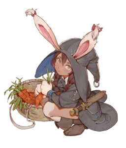Rating: Safe Score: 20 Tags: animal_ears bunny_ears sword tim_loechner User: nphuongsun93