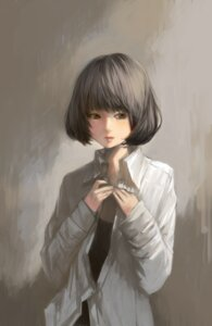 Rating: Safe Score: 16 Tags: dress_shirt tsubutsubu_mikan User: charunetra