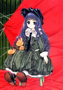 Rating: Safe Score: 4 Tags: card_captor_sakura clamp daidouji_tomoyo lolita_fashion User: Share