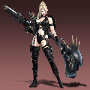 Rating: Questionable Score: 7 Tags: cg dead_or_alive garter gun heels leotard ninja_gaiden rachel_(ninja_gaiden) stockings tagme thighhighs weapon User: Yokaiou