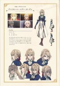 Rating: Safe Score: 10 Tags: character_design dress expression profile_page takase_akiko violet_evergarden violet_evergarden_(character) User: tuyenoaminhnhan