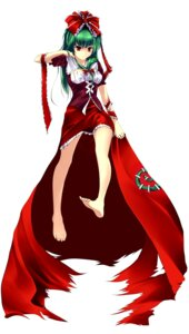 Rating: Safe Score: 26 Tags: kagiyama_hina kapo touhou User: Mr_GT