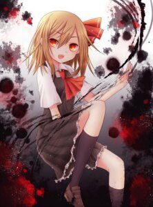 Rating: Safe Score: 37 Tags: amano_sora rumia touhou User: ddns001