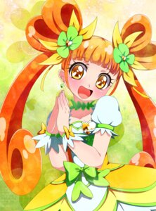Rating: Safe Score: 10 Tags: dokidoki!_precure dress pretty_cure yotsuba_alice yupiteru User: cosmic+T5