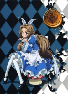 Rating: Safe Score: 32 Tags: alice alice_in_wonderland code_geass kimura_takahiro nunnally_in_wonderland nunnally_lamperouge User: Aurelia