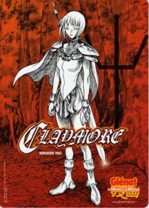 Rating: Safe Score: 6 Tags: clare claymore yagi_norihiro User: Radioactive