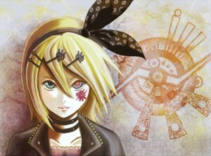 Rating: Safe Score: 13 Tags: heterochromia kagamine_rin samo vocaloid User: Amperrior