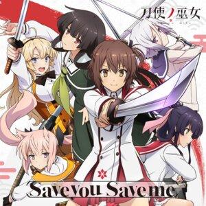 Rating: Safe Score: 11 Tags: animal_ears disc_cover etou_kanami itomi_sayaka juujou_hiyori kohagura_eren mashiko_kaoru seifuku sword tagme toji_no_miko yanase_mai_(toji_no_miko) User: saemonnokami