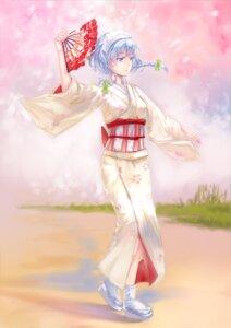 Rating: Safe Score: 17 Tags: izayoi_sakuya kimono samanta13 touhou User: ddns001