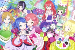 Rating: Safe Score: 17 Tags: dress okama pantyhose pretty_rhythm pretty_rhythm:_rainbow_live User: drop