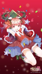 Rating: Safe Score: 24 Tags: atelier_lydie_&_suelle christmas horns tagme User: saemonnokami