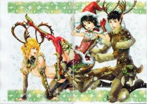 Rating: Safe Score: 6 Tags: ade_kan christmas gap male nao_tsukiji User: shunya