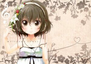 Rating: Safe Score: 37 Tags: dress fixed headphones meltdown_comet summer_dress yukiu_con User: petopeto